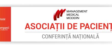 Cea de-a șasea întâlnire a Comunității Asociațiilor de Pacienți – București, 19 septembrie 2018