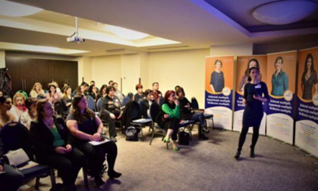 APAN România a organizat o serie de evenimente în sprijinul pacientelor cu scleroză multiplă