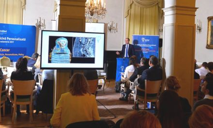 Conferinţa de Medicină Personalizată a adus în discuție importanța integrării noilor tehnologii în practica medicală