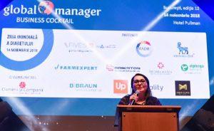 """Cristina Petruț, Vicepreședinte FADR: Susținem proiectul """"Angajat Sănătos. Business Sănătos"""""""