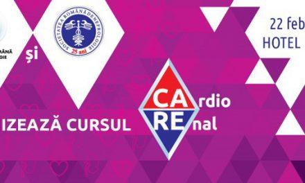 Cursul CaRe – CardioRenal: 22 februarie 2019, Brașov