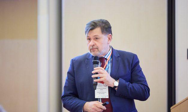 Prof. Univ. Dr. Alexandru Rafila, Membru al Boardului Executiv, OMS: Siguranța pacientului trebuie să reprezinte o prioritate pe agenda celor care coordonează sistemul de sănătate