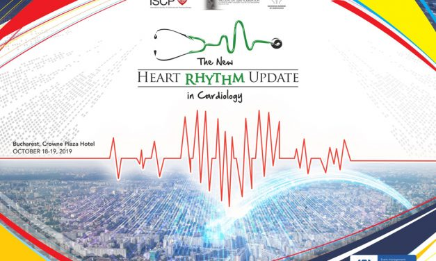 Simpozionul Internaţional Heart Rhythm Update – The New Rhythm in Cardiology