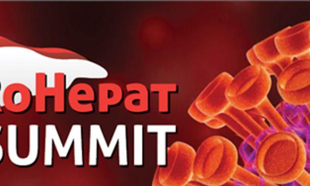 RoHepat Summit: 24 aprilie, București