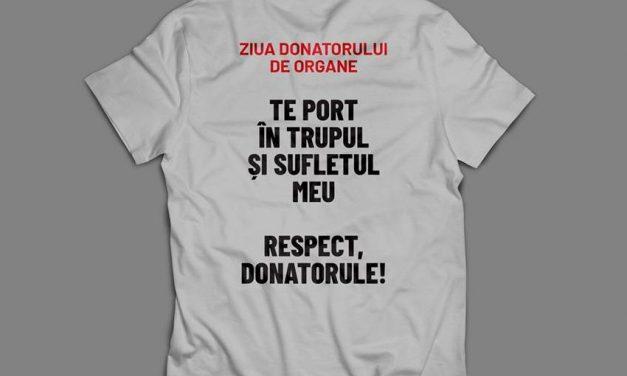 27 iulie 2019, Ziua Donatorului de organe